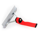 Pet Comb Extra-Large Rake Comb Grooming Brush Deshedding Tool