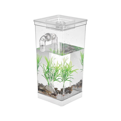 Wonderful Self Cleaning Small Fish Tank Bowl