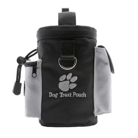 Dog Treat Training Pouch , Poop Bag Dispenser