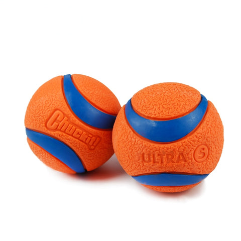 1 Pc Pet Dog Rubber Ball Toys For Dogs