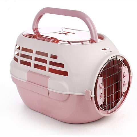 Pet Dog Cat Carrier with Sunroof Breathable