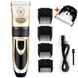 Rechargeable Low-noise Cat Dog Hair Trimmer
