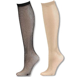 Fishnet Knee High