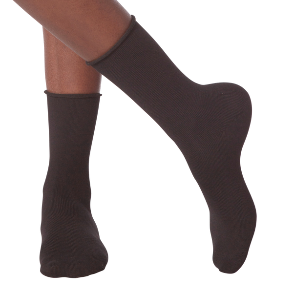 Women's Soft & Dreamy Roll Top Crew Socks