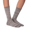 Women's Soft & Dreamy Random Feed Crew Socks