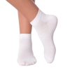 Women's Rhinestone Cuff Footie Ankle Socks