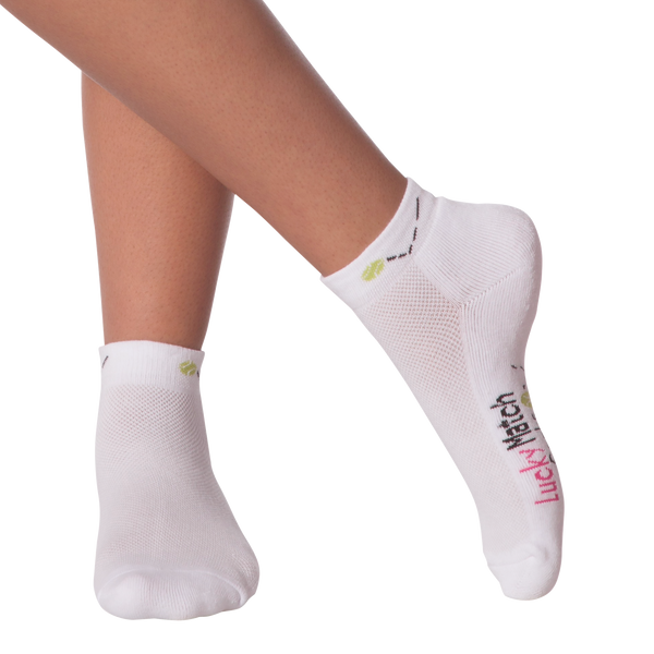 Women's Lucky Match Ankle Socks