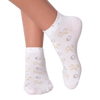 Women's First Cut Rhinestone Ankle Socks