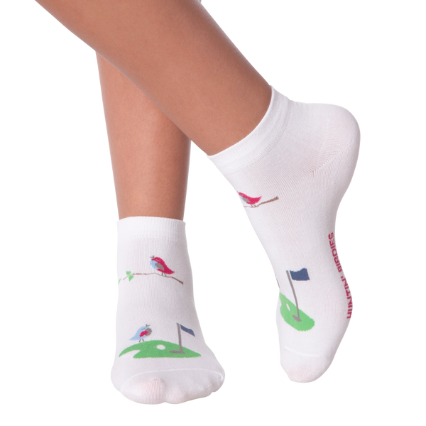 Women's Huntin' Birdies Ankle Socks