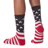 Men's Flag Crew Sock - American Made