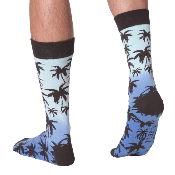 Men's Palm Crew Socks