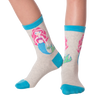 Kid's Mermaid Crew Socks