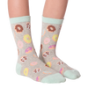 Kid's Donuts Crew Socks