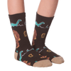 Kid's Myths & Legends Crew Socks