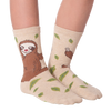 Kid's Sloth Crew Socks