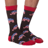 Men's Republican Crew Socks - American Made