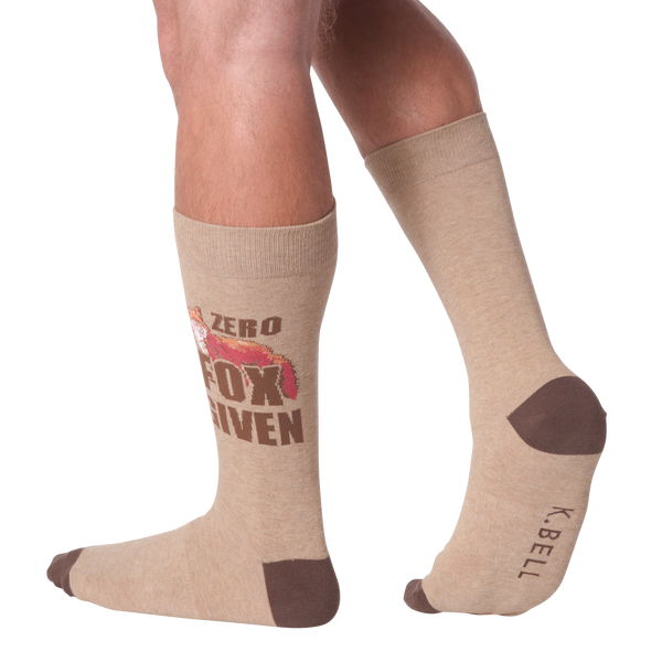 Men's Zero Fox Given Crew Socks