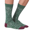 Men's Equations Crew Socks