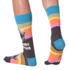Men's Rhino with Shades Crew Socks