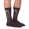 Men's Eye Chart Crew Socks