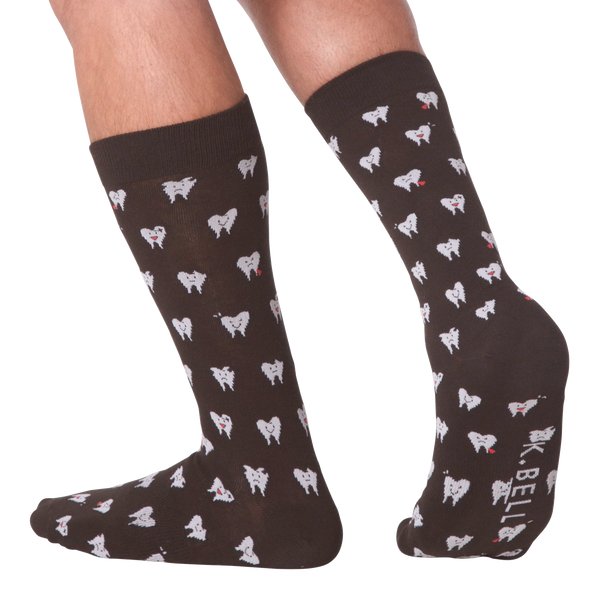 Men's Teeth Crew Socks