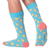 Men's Rubber Ducks Crew Socks