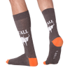 Men's I Call Bull Crew Socks