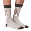 Men's Rodeo Monkey Crew Socks