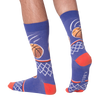 Men's Basketball Crew Socks