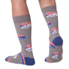Men's I Voted Crew Socks