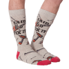Men's Fix It Crew Socks