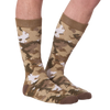 Men's Digital Camo Crew Socks - American Made