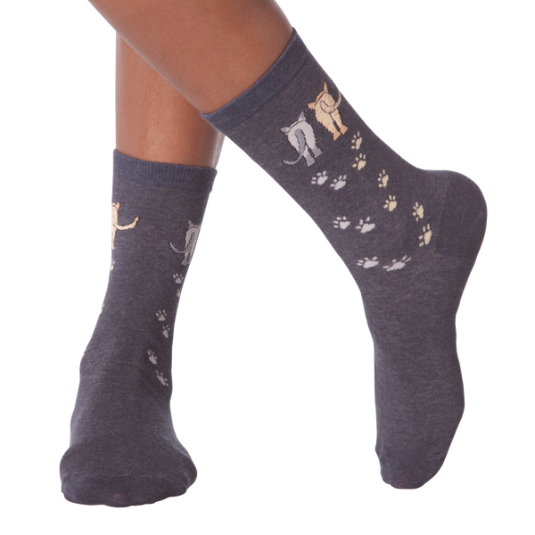 Women's Catwalk Crew Socks