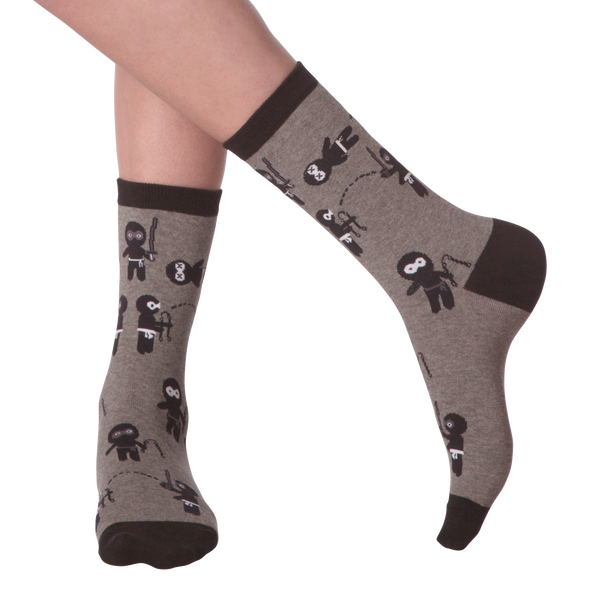 Women's Ninjas Crew Socks