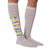 Women's Book Worm Knee High Socks