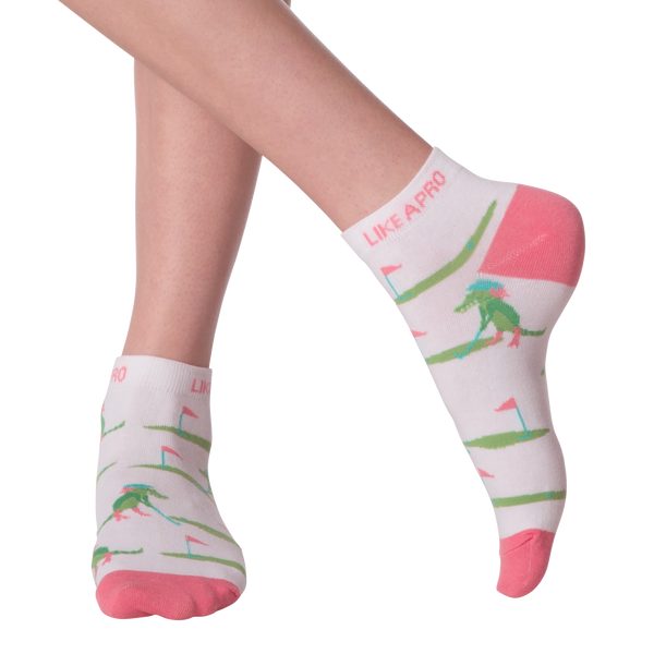 Women's Like A Pro Ankle Socks