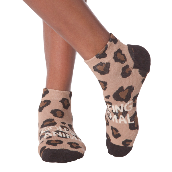 Women's Golfing Animal Ankle Socks