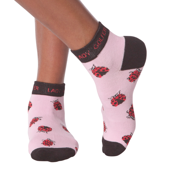 Women's Lady Golfer Ankle Socks
