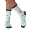 Women's How I Cut Carbs Crew Socks