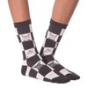 Women's Retro Cats Crew Socks