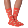 Women's Tacos Crew Socks