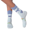 Women's Whale Tail Crew Socks