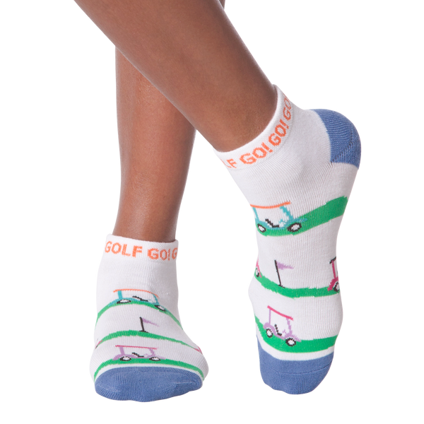 Women's Go Golf Ankle Socks