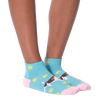 Women's Tennis Dog Ankle Socks