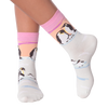 Women's Penguin Family Crew Socks