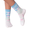 Women's Flamingos Crew Socks