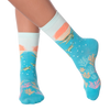 Women's Sea Turtles Crew Socks