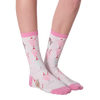 Women's Ice Cream Sundae Crew Socks