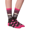 Women's Can't Adult Crew Socks