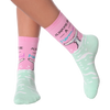 Women's Always Be A Mermaid Crew Socks